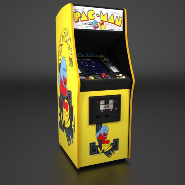Pac-Man s Arcade Party - детские игровые автоматы