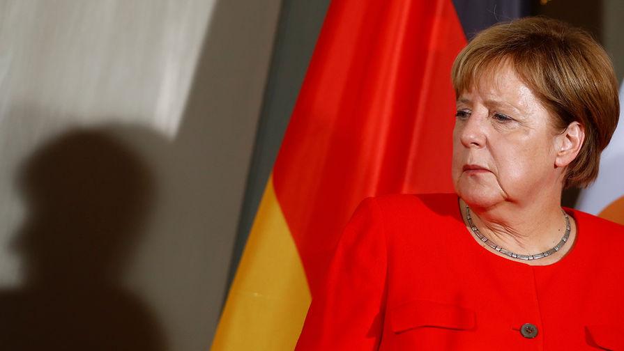 Канцлер лишилась качественного соратника вБундестаге— Восстание против Меркель