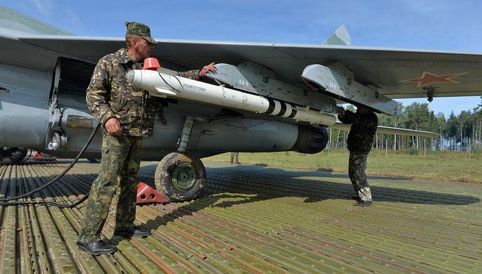 Министр обороны Германии: русские учения «Запад» будут насчитывать неменее 100 000 военнослужащих