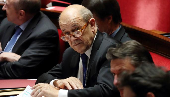 Франция продолжит откровенный разговор сИраном