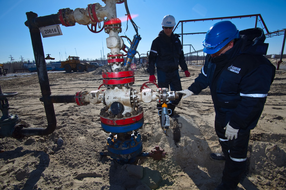 эхолот для нефти