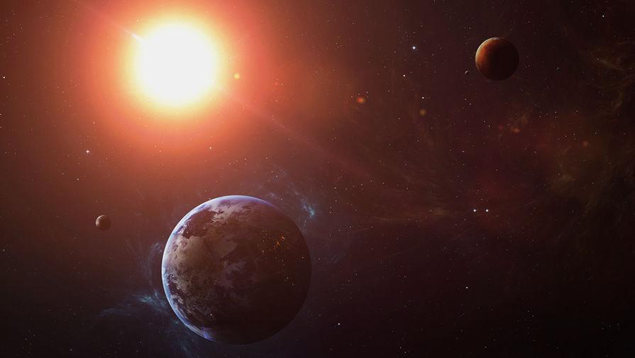 Марс приближается к Земле