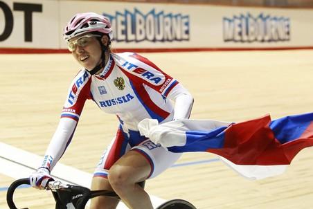 Сборная России выдала лучший ЧМ по велотреку за семь лет