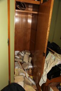 Обнаруженный в каюте Шиндера кокаин