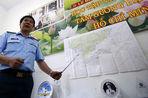 Малазийcкий самолет мог пролететь тысячи километров