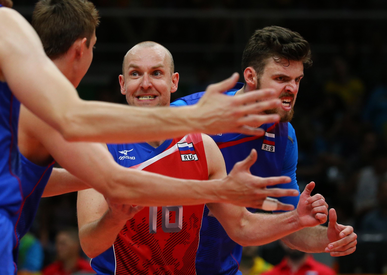 Олимпиада волейбол мужчины 19 фотография