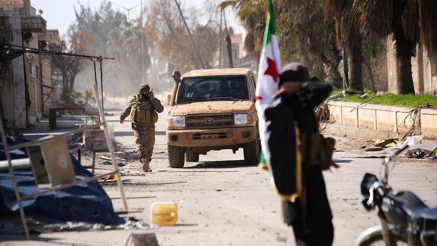 Сирийская армия отражает террористические атаки в Идлибе