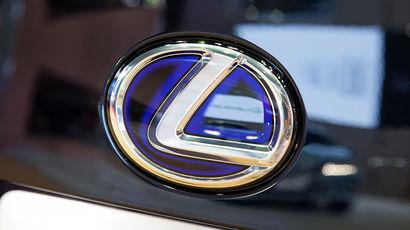 ��� � ������ �������� ���������� Lexus