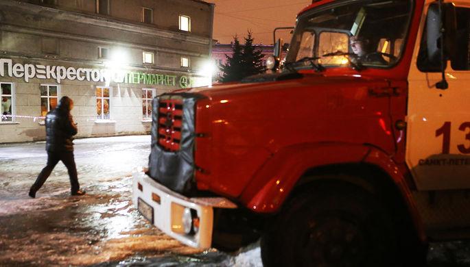 Из клиники выписали последнего пострадавшего при взрыве в«Перекрестке» наКондратьевском проспекте