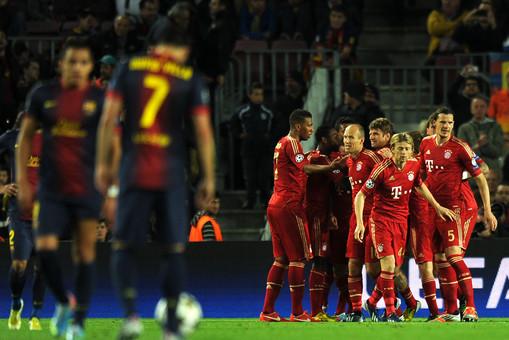 По мнению Валерия Рейнгольда на поле «Камп Ноу» была только одна команда- «Бавария»