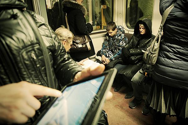 Фотография: Александр Низовский/Фонд «Выход в Петербурге»