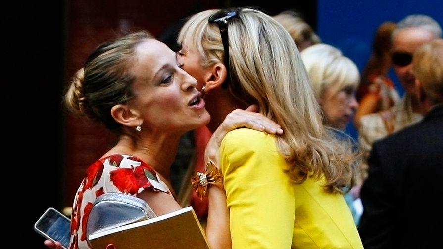 Сара Джессика Паркер разозлила Ким Кэтролл соболезнованиями осмерти брата