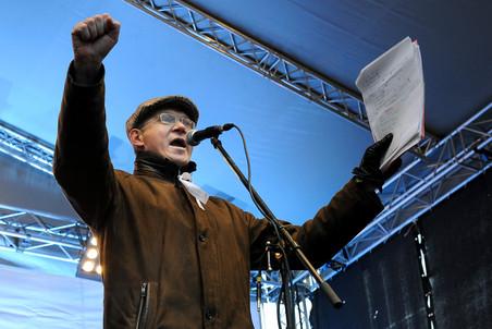 Лидер Республиканской партии России Владимир Рыжков