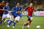 Игроки сборной Испании о победе на Евро