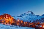 Новый год на лыжах в Европе
