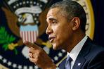 Обама делает заявление о санкциях против России. Онлайн-трансляция