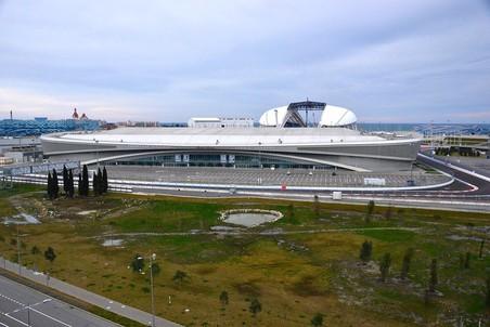 Олимпийский парк в Сочи год спустя. Фотография: Александр Валов/blogsochi.ru