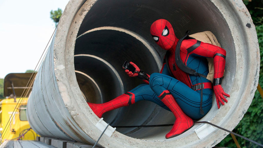 Запервые выходные проката фильм оЧеловеке-пауке собрал неменее  $250 млн