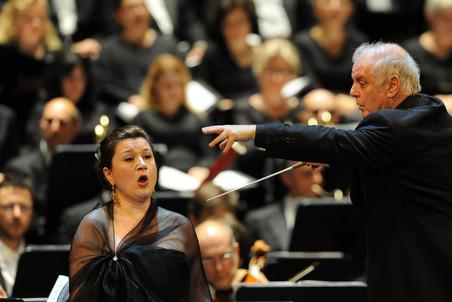 В Большом театре прошли гастроли оркестра и хора миланского театра Ла Скала