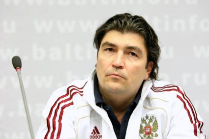 Николай Писарев проверит на Кубке Содружества ближайший резерв