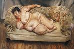Музей истории искусства в Вене показывает ретроспективную выставку Люсьена Фрейда