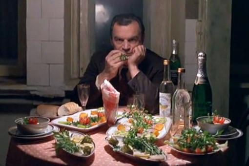 Кадр из фильма «Такси-блюз» Павла Лунгина, 1990 год