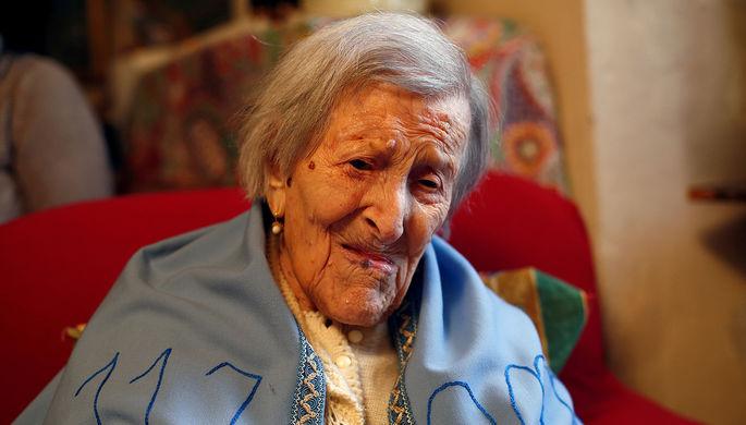 Число долгожителей в РФ достигло 15-ти тыс. человек