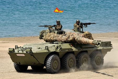 На заводе КАМАЗ могут начать собирать итальянские колесные танки