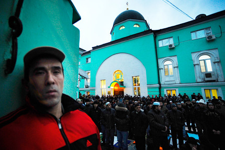 Chief Moscow mufti says there are not enough mosques in Russia — Gazeta.Ru