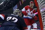 Мужская сборная России проиграла американцам, а женская в 1/4 финала — швейцаркам