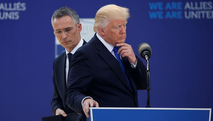 Guardian: Столтенберг предупредил оплохом будущем для НАТО