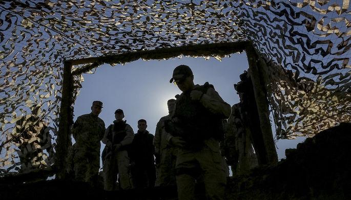 4 морских пехотинца убиты вДонецкой области