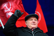 Communist leader says he sees anti-corruption activist Navalny as head of Audit Chamber