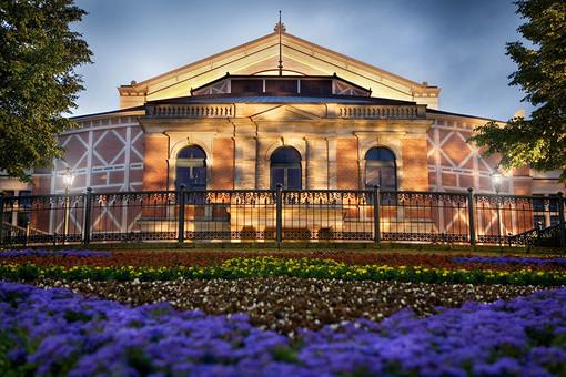 Фестивальный дворец в Байройте