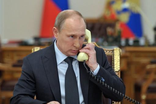 Путин обсудил с Обамой блокаду Приднестровья