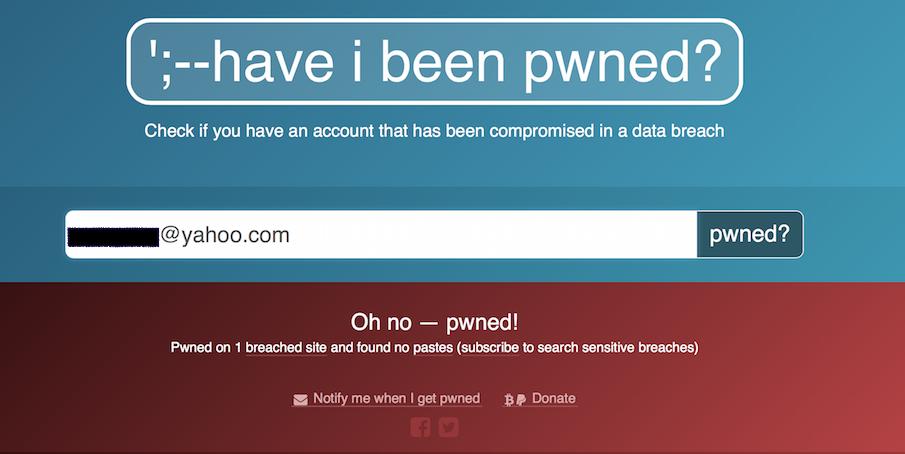 ВYahoo сообщили освязи взломавших ихсистему хакеров сРоссией