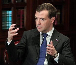 Медведев готов идти на выборы