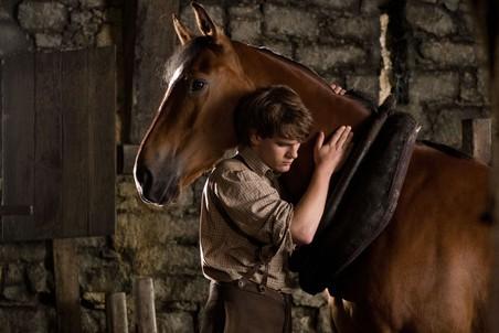 «Боевой конь» Стивена Спилберга в прокате