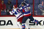 Сборная России вышла в четвертьфинал чемпионата мира по хоккею