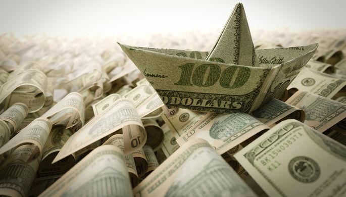 США залезли висторически самые большие долги Сегодня в08:26