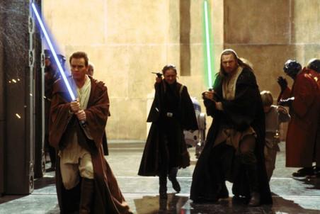 Вышли в прокат «Звездные войны. Эпизод I: Скрытая угроза» в 3D