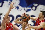 ЦСКА одержал тяжелейшую победу над «Локомотивом-Кубань» в рамках топ-16 Евролиги