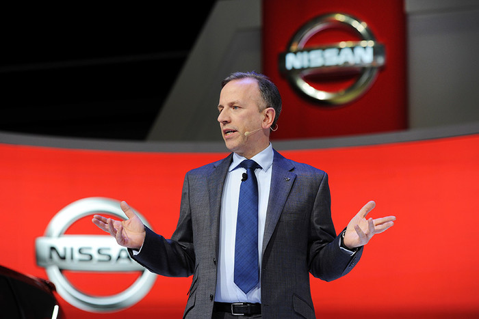 ����� Nissan Europe ��� ��������