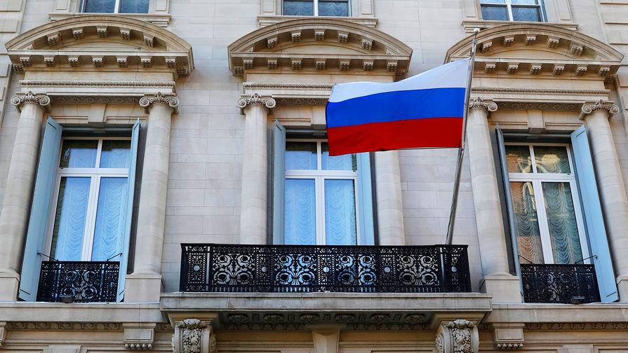 МИДРФ назвал решениеЕС овысылке русских дипломатов верноподданничеством