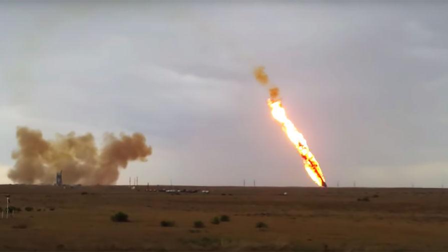 На Украине впервые провели огневые испытания космической ракеты-носителя
