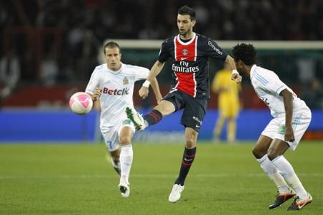 ПСЖ обыграл Марсель в 31-м туре чемпионата Франции