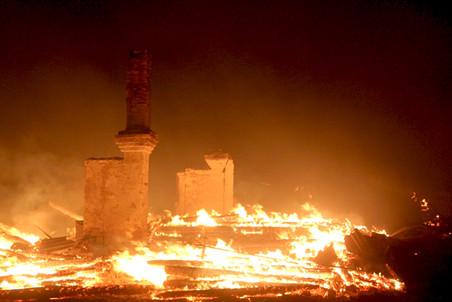 В Забайкальском крае из-за лесных пожаров введен режим ЧС