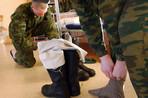 Главный военный медик лишился своего поста после гибели пяти солдат от пневмонии