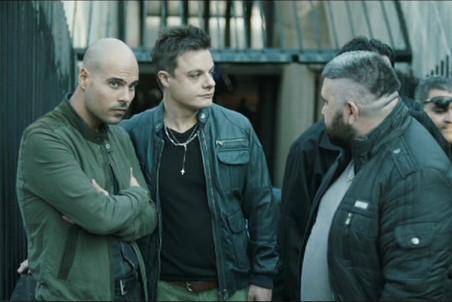 Кадр из итальянского сериала «Гоммора»