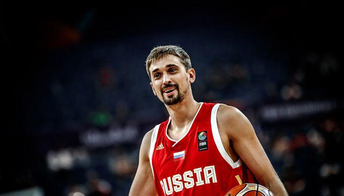Матч первого отборочного раунда Кубка мира-2019 побаскетболу пройдет вКраснодаре